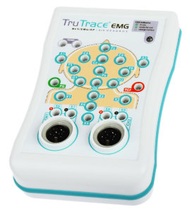 TruTrace EMG 8ch EP Headbox