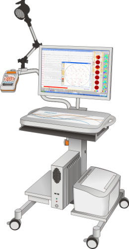FlexiCart con fotoestimulación
